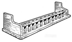 "Galley Shelf #157 - ""ON SALE"" Woodworking / Craft Pattern"