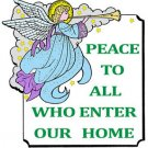 "Angel with Sign #623 - ""ON SALE"" Woodworking / Craft Pattern"