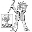 "Dancing Man - Jumpin' Jack - # 904 ""ON SALE""  Woodworking / Craft Pattern"