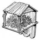 NEST BOX #916 - Woodworking / Craft Pattern