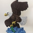 Ceramic Bald Eagle