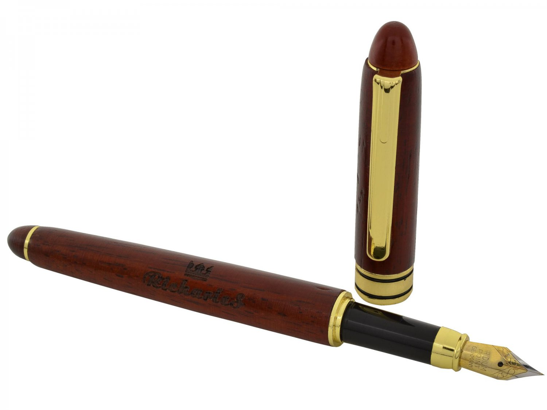 Richarles Fountain Pen - Calligraphy Writing-  Best Medium Nib for ink Cartridges