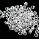 0.025 Carat 5 Pcs Brilliant Round Natural Diamond G color, Clarity VS 1