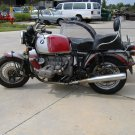 1977 BMW R75/7 sidecar rig