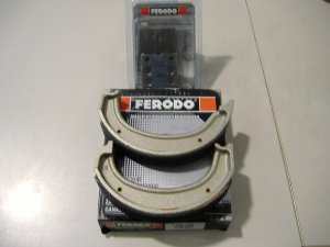 Ferodo Brake pads