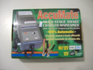Accumate Battery charger