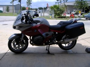 2005 BMW R1200ST