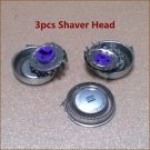 3X Shaver Head foil blade cutters HQ8 for Philips Norelco Spectra Sensotec razor