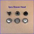 3pcs Replacement Shaver Head for Philips Norelco RQ11 SensoTouch RQ1180 RQ1160