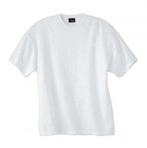 T-shirt / White - large