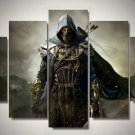 Assassin's Creed #12 5 pcs Framed Canvas Print - Medium Size