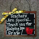 Teacher Gifts 81G Teachers Are Special...Thank you for Helping me Grow!