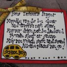 Teacher GIfts 5104 Bus Driver's Prayer