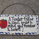 Teacher Gifts st5200 A Teacher Takes a Hand
