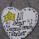 Teacher Gifts 5003 All Star Second Grade Teacher