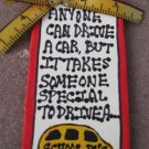 Teacher Gift Handpainted 217B School Bus Driver Wood Sign