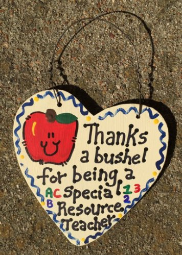 Teacher Gift 6022 Thanks a Bushel Special Resource Teacher