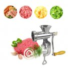 Clip Type Aluminium Alloy Manual Meat Grinder Mincer Mini Sausage Machine