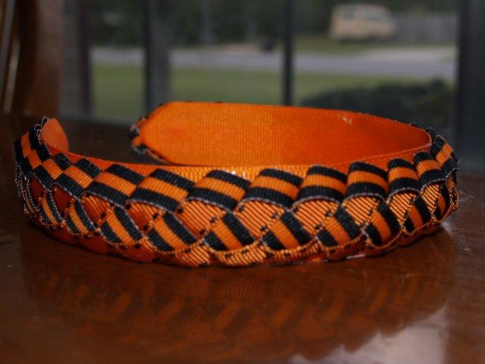 Halloween Woven Braided Headband