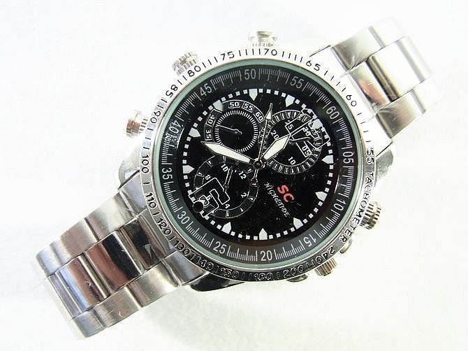 Spy Video Wrist Watch Camera HD 1280*960 Hidden DV DVR Camcorder