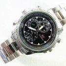 Spy Video Wrist Watch Camera HD 1280*960 Hidden DV DVR Camcorder