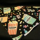 Dog Bandana    Movie Night   Size Small