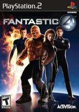 Fantastic Four Playstation 2