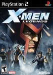 X-Men Legends Playstation 2