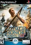 Medal of Honor Rising Sun Playstation 2