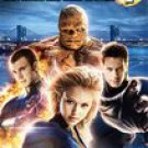 Fantastic Four (DVD, 2005, Full Screen)