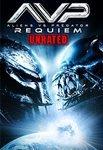 Aliens Vs. Predator  Requiem (DVD, 2008, Widescreen; Unrated)