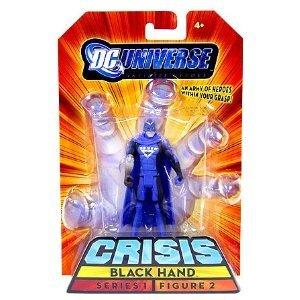 Black Hand DC Universe Crisis Infinite Heroes