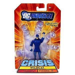 Wildcat DC Universe Infinite Heroes Crisis Series 1 Figure 15