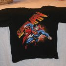 Superman KIDS Medium Black T Shirt