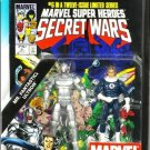 MR. FANTASTIC & ULTRON Marvel SECRET WARS 25th Ann. Comic 2 pack