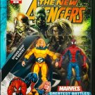 SPIDER-MAN & SENTRY Marvel's Greatest Battles 2 pack