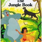 Walt Disney THE JUNGLE BOOK 1990 Hardback DISNEY CLASSIC SERIES