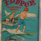 FLIPPER 1967 Big Little Book WHITMAN PUBLISHING COMPANY