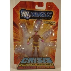 QWARDIAN WEAPONER #9 Crisis INFINITE HEROES Action Figure