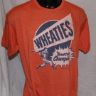 WHEATIES BREAKFAST OF CHAMPIONS Orange XXL T Shirt