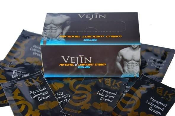 1 Box of Vejin Cream/Gel ( 12 packs)