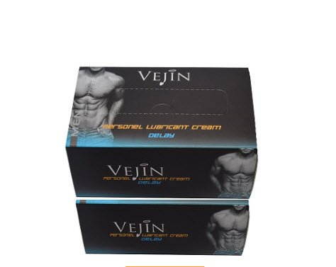 2 Boxes of Vejin Cream/Gel ( 24 packs)