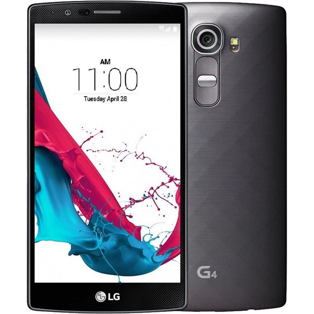 LG G4 H810 - 32GB - Metallic BLACK (AT&T) Smartphone