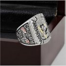 2009 Pittsburgh Penguins NHL Hockey Stanely Cup Championship Ring 10-13 size