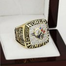 1993 TORONTO BLUE JAYS MLB world Series Championship Ring 10-13 size with cherry wooden case