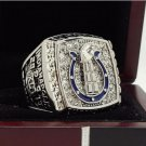 2006 Indianapolis Colts NFL Super bowl Championship Ring 11S Alloy Solid in stock