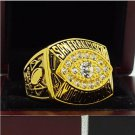 1981 San Francisco 49ers NFL Super bowl Championship Ring 11S Alloy Solid in stock