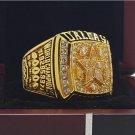 1995 Dallas Cowboys NFL Super Bowl FOOTBALL Championship Ring 7-15 Size