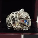 2003 New England Patriots NFL Super Bowl FOOTBALL Championship Ring 7-15 Size