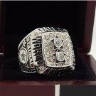 1977 Dallas Cowboys NFC Super Bowl FOOTBALL Championship Ring 7-15 Size